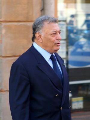 Zubin Mehta, (2007)