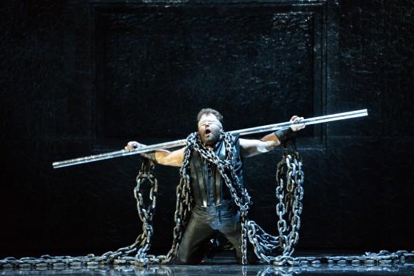 Kritisan Benedikt as Samson in Beijing