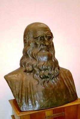 Leonardo da Vinci, foto Fabio Bardelli