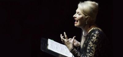 Massis La voix humaine Photo Opera di Firenze MMF