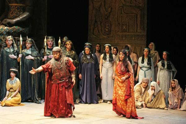 Aida in Pisa, BOLOGNA, D'ANNUNZIO LOMBARDI photo. Massimo d'Amato