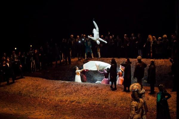 Goyescas, ensemble, Foto Opera di Firenze MMF