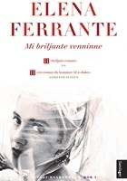 """Elena Ferrante:  """"Mi brilliante venninne"""" cover"""