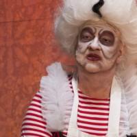 Hansel and Gretel, Chris Merritt as Knusperhexe. Foto Opera di Firenze