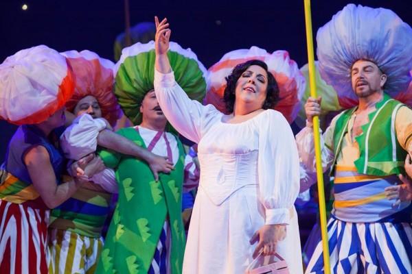 Italiana in Algier, Pizzicato and Chorus, Foto Simone Donati