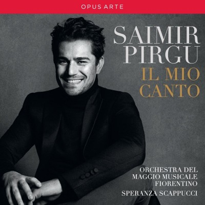 SAMIR PIRGU, CD cover
