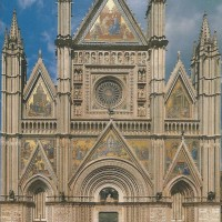 Domkirken i Orvieto. Foto Orvieto Domkirke.