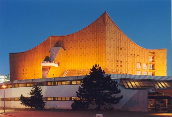 Philharmonie. Berlin. Photo Schirmer