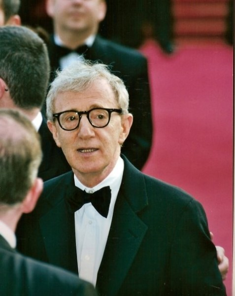 Can festival star Woody Allen swim? Photo: Wikipedia