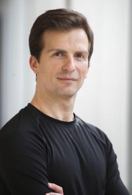 Kaloyan Boyadjiev er leder for Nasjonalballetten UNG, og en av Nasjonalballettens fremragende solister.