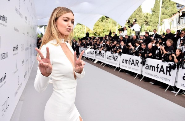 The AmfAR gala in Antibes is as spectacular as the Red Carpet in Cannes. Photo: nydailynews.com