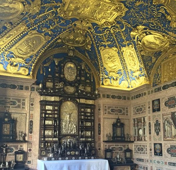 Foto private chapell, Residence, foto Tomas Bagackas
