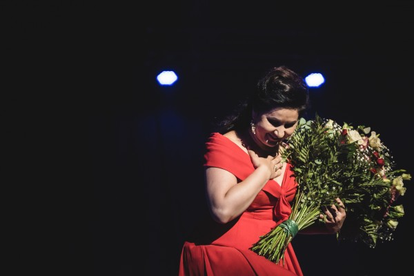Lilija Gubaidulina, sopran