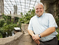 Zoo director Prof. Dr. Jörg Junhold on the  Zoo of the futureZoo director Prof. Dr. Jörg Junhold on the  Zoo of the future: Foto Leipzig Zoo