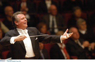 Mariss Jansons is Chief Conductor of Bavarian Radio Symphony Orchestra, and conducts often in the Hercules Saal.