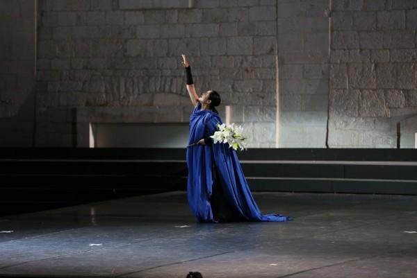 Aya Wakizono in Francesca di Rimini by Mercadente in Valle d´Itria.
