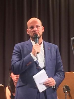 Leader of the Jury, Sebastian Schwarz, director of the Glyndebourne Opera Festival, England. Foto Henning Høholt