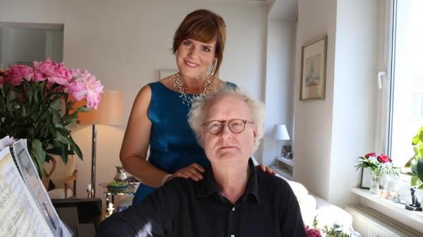 Isa Cathrine Gericke og Bengt Forsberg presenterer Kirsten Flagstads sangskatt på Scene 2 på Operaen i Oslo