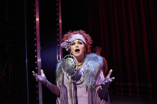 Hilde Lyran som Dora Bailey. Foto John Andresen.