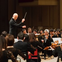 NHK Symphony Orchestra extends its contract with Paavo Järvi until August 2021, Foto Takashi Mochizuki. NHK-Symphony-Orch.