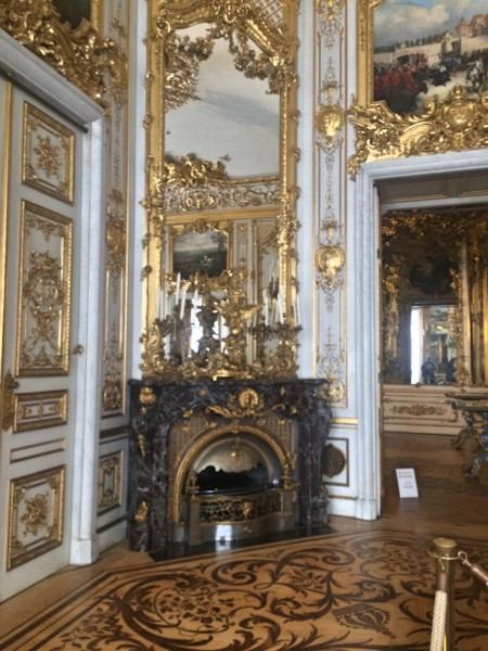 Interior - Herrenchiemsee, foto Tomas Bagackas