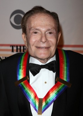 Veteran composer Herman has just celebrated 85 active years with 15 musicals. Photo: Broadwayworld.com