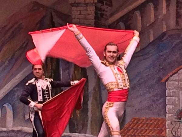 Anton Polodyuk as Espada. Foto Tomas Bagackas