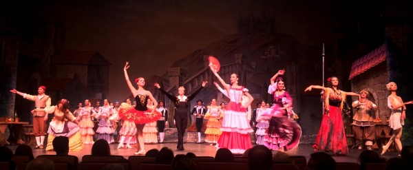 Kazan Ballet - Applause. Foto Tomas Bagackas