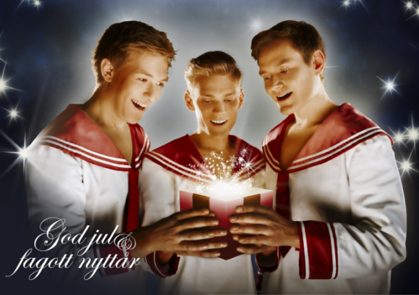 OSLO FAGOTTKOR feirer jul på Folketeatret i år. 13-15. Desember.