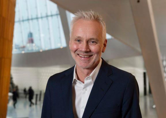 Geir Bergkatet starter som administrerende direktør ved Den Norske Opera / Ballett 1. August 2017. Foto: Erik Berg