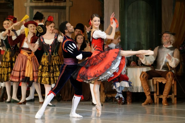 Osiel Gouneo and Nicoletta Manni, Foto Martynas Aleksas.