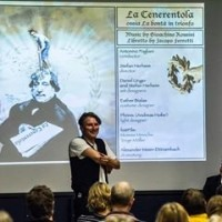 Stefan Herheim rehearsing La Cenerentola in Oslo, Foto: Erik Berg.