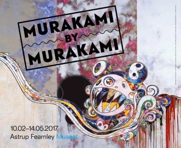 Murakami på Astrup Fearnley Museet fra 10.2.2017.