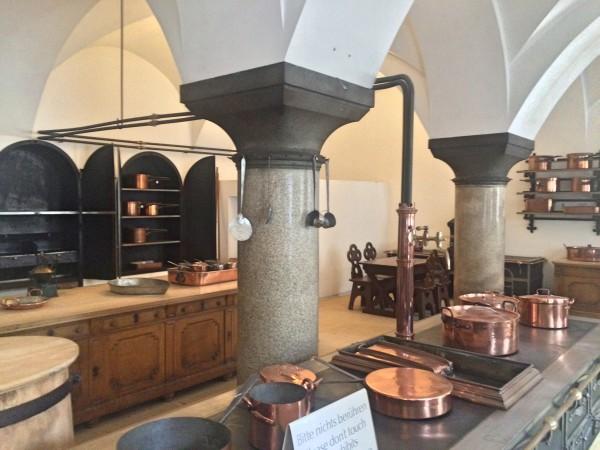Schlossküche Neuschwanstein