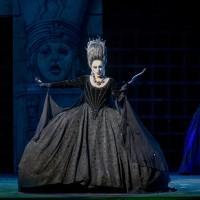 Martorana as Queen of the Night.