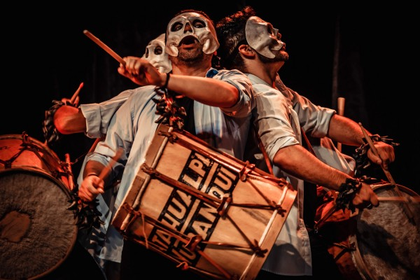 Hypnotic Drums in VIDA ARGENTINO. Foto: Sebastian Balint.