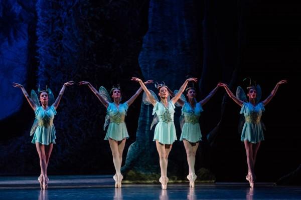 A Midsummer Nights Dream at Opera de Bastille.