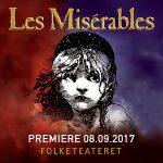 Les Miserables har premiere på Folketeatret 8. September 2017. Allerede har 40.000 kjøpt billetter.