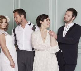 Così fan tutte (14 April), with a cast of young Finnish opera stars: Marjukka Tepponen, Erica Back, Suvi Väyrynen, Jussi Myllys, Waltteri Torikka and Nicholas Söderlund.