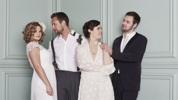Così fan tutte (14 April), with a cast of young Finnish opera stars: Marjukka Tepponen, Erica Back, Suvi Väyrynen, Jussi Myllys, Waltteri Torikka and Nicholas Söderlund.