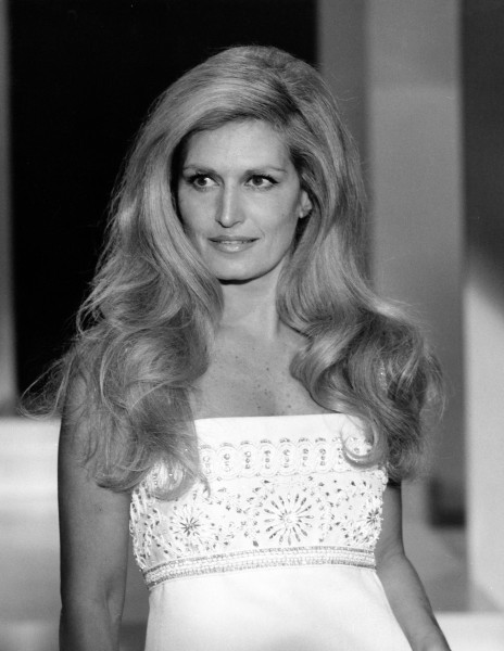 Dalida, French singer Dalida, end 1960s.); Photo Bridgeman. United Archives/Roba Archive;