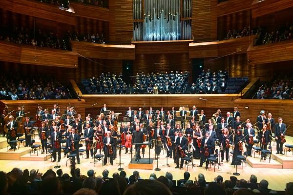 Easter concert: Beethoven and Bruckner at Radio France