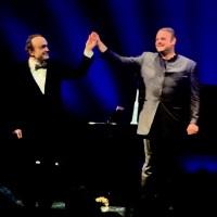Joseph Calleja and Frédéric Chasun, Photo Romuald Sip.