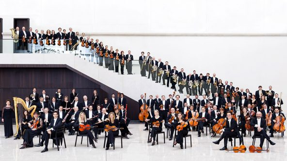 © Marco Borggreve Dresden Philharmonic, Foto: Marco Bo