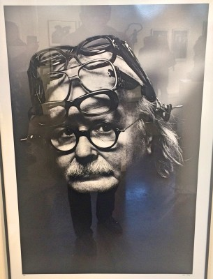 Jan Ung Glitrende portrett kunst