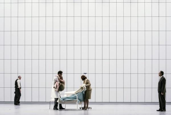 Fra Pelleas og Melisande på Operaen i Oslo.