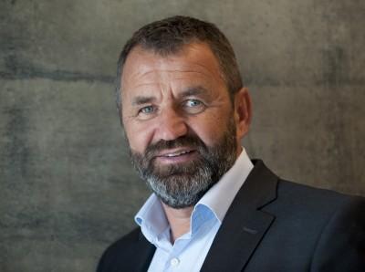 Operasjef Per Boye Hansen. Foto: Erik Berg