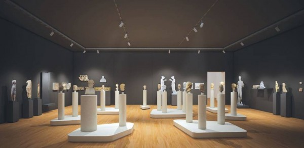 Romerske Keisere og mye mer i det nye Nasjonalmuseum. Oslo