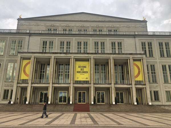 Leipzig Opera House, foto: Henning Høholt
