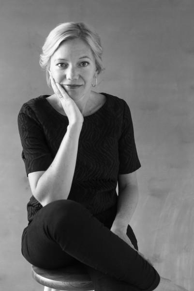 Maja Lunde. Foto: Oda Berby